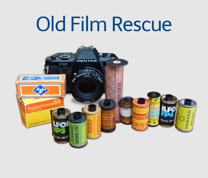 Film Processing - Online Photo Printing & Personalised Photo